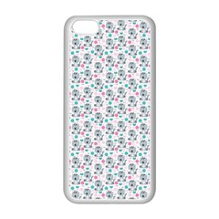 Cute Cats I Apple Iphone 5c Seamless Case (white) by tarastyle