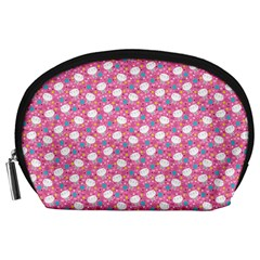 Cute Cats Iii Accessory Pouches (large)  by tarastyle