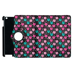 Cute Cats Iv Apple Ipad 2 Flip 360 Case by tarastyle