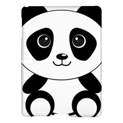 Bear Panda Bear Panda Animals Samsung Galaxy Tab S (10 5 ) Hardshell Case  by Nexatart
