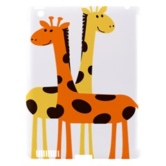 Giraffe Africa Safari Wildlife Apple Ipad 3/4 Hardshell Case (compatible With Smart Cover) by Nexatart