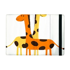 Giraffe Africa Safari Wildlife Ipad Mini 2 Flip Cases by Nexatart