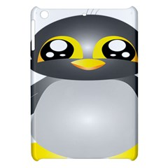 Cute Penguin Animal Apple Ipad Mini Hardshell Case by Nexatart