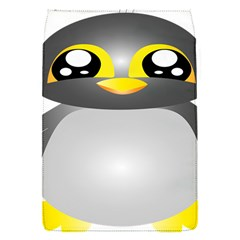 Cute Penguin Animal Flap Covers (s)  by Nexatart