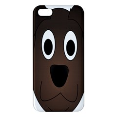 Dog Pup Animal Canine Brown Pet Iphone 5s/ Se Premium Hardshell Case by Nexatart