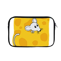 Rat Mouse Cheese Animal Mammal Apple Macbook Pro 13  Zipper Case by Nexatart