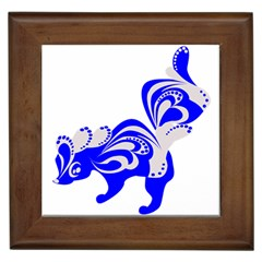 Skunk Animal Still From Framed Tiles by Nexatart
