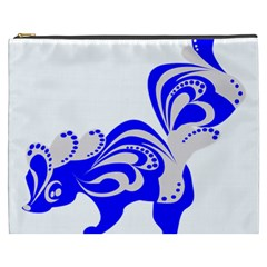 Skunk Animal Still From Cosmetic Bag (xxxl)  by Nexatart