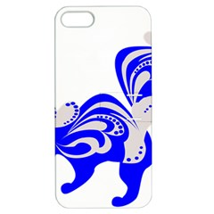 Skunk Animal Still From Apple Iphone 5 Hardshell Case With Stand by Nexatart