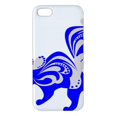 Skunk Animal Still From Iphone 5s/ Se Premium Hardshell Case by Nexatart
