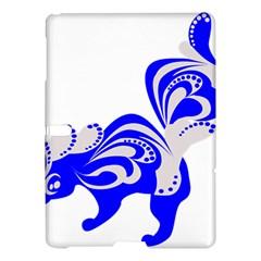 Skunk Animal Still From Samsung Galaxy Tab S (10 5 ) Hardshell Case  by Nexatart