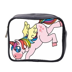 Unicorn Arociris Raimbow Magic Mini Toiletries Bag 2 Side by Nexatart
