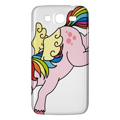 Unicorn Arociris Raimbow Magic Samsung Galaxy Mega 5 8 I9152 Hardshell Case  by Nexatart