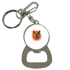 Cat Smart Design Pet Cute Animal Button Necklaces by Nexatart