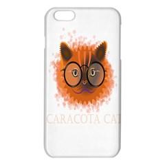 Cat Smart Design Pet Cute Animal Iphone 6 Plus/6s Plus Tpu Case by Nexatart