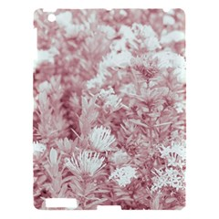 Pink Colored Flowers Apple Ipad 3/4 Hardshell Case by dflcprints