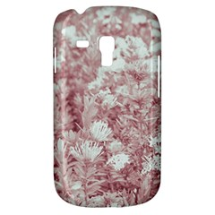 Pink Colored Flowers Galaxy S3 Mini by dflcprints
