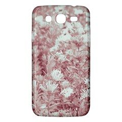 Pink Colored Flowers Samsung Galaxy Mega 5 8 I9152 Hardshell Case  by dflcprints