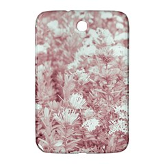 Pink Colored Flowers Samsung Galaxy Note 8 0 N5100 Hardshell Case  by dflcprints