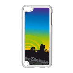 Youth Style Drive Vector 11397 3840x2400 Apple Ipod Touch 5 Case (white) by amphoto