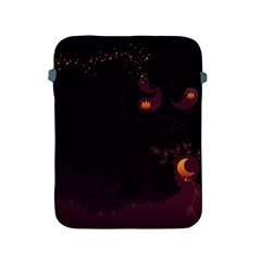 Wolf Night Alone Dark 11349 3840x2400 Apple Ipad 2/3/4 Protective Soft Cases by amphoto