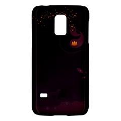 Wolf Night Alone Dark 11349 3840x2400 Galaxy S5 Mini by amphoto