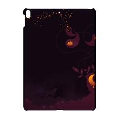 Wolf Night Alone Dark 11349 3840x2400 Apple Ipad Pro 10 5   Hardshell Case by amphoto