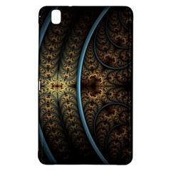 Lines Dark Patterns Background Spots 82314 3840x2400 Samsung Galaxy Tab Pro 8 4 Hardshell Case by amphoto
