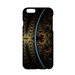 Lines Dark Patterns Background Spots 82314 3840x2400 Apple Iphone 6/6s Hardshell Case by amphoto