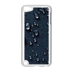 Surface Texture Drops Moisture 18094 3840x2400 Apple Ipod Touch 5 Case (white) by amphoto