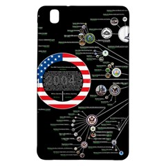 67732982 Political Wallpapers Samsung Galaxy Tab Pro 8 4 Hardshell Case by amphoto