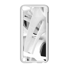 Abstract Art 4k Resolution Wallpaper  Apple Ipod Touch 5 Case (white) by amphoto
