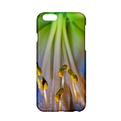 Flower Petals Stamens Apple Iphone 6/6s Hardshell Case by amphoto