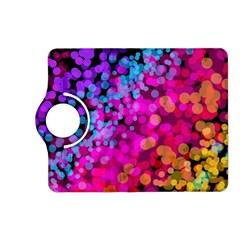 Colorful Community Glare Bright  Kindle Fire Hd (2013) Flip 360 Case by amphoto