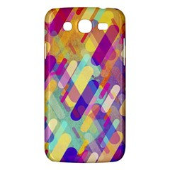 Colorful Abstract Background Samsung Galaxy Mega 5 8 I9152 Hardshell Case  by TastefulDesigns
