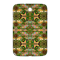 Star Shines On Earth For Peace In Colors Samsung Galaxy Note 8 0 N5100 Hardshell Case  by pepitasart
