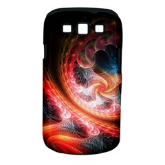 Abstraction Flowering Lines Fractal  Samsung Galaxy S Iii Classic Hardshell Case (pc+silicone) by amphoto