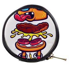 Burger Kill Mini Makeup Bags by quirogaart