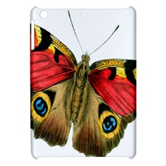 Butterfly Bright Vintage Drawing Apple Ipad Mini Hardshell Case by Nexatart