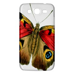 Butterfly Bright Vintage Drawing Samsung Galaxy Mega 5 8 I9152 Hardshell Case  by Nexatart