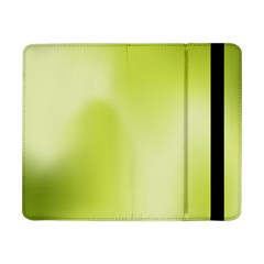 Green Soft Springtime Gradient Samsung Galaxy Tab Pro 8 4  Flip Case by designworld65