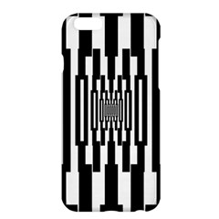 Black Stripes Endless Window Apple Iphone 6 Plus/6s Plus Hardshell Case