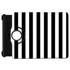 Black And White Stripes Kindle Fire Hd 7  by designworld65