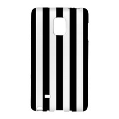 Black And White Stripes Galaxy Note Edge by designworld65