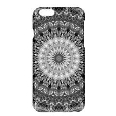 Feeling Softly Black White Mandala Apple Iphone 6 Plus/6s Plus Hardshell Case by designworld65