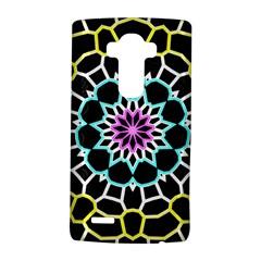 Colored Window Mandala Lg G4 Hardshell Case by designworld65