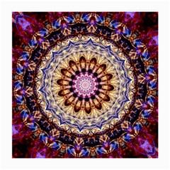 Dreamy Mandala Medium Glasses Cloth (2 Side) by designworld65