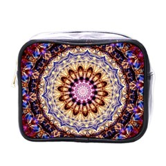 Dreamy Mandala Mini Toiletries Bags by designworld65