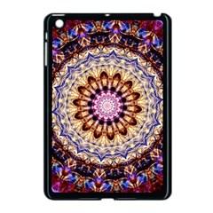 Dreamy Mandala Apple Ipad Mini Case (black) by designworld65