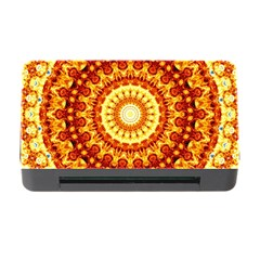 Powerful Love Mandala Memory Card Reader With Cf by designworld65